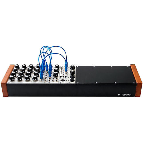 Pittsburgh Modular Synthesizers System 10.1+ Semi-Modular Analog Synthesizer-thumbnail