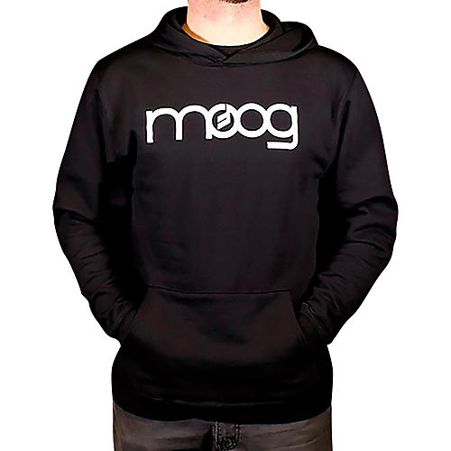 Moog System 15 Black Pullover Hoodie-thumbnail