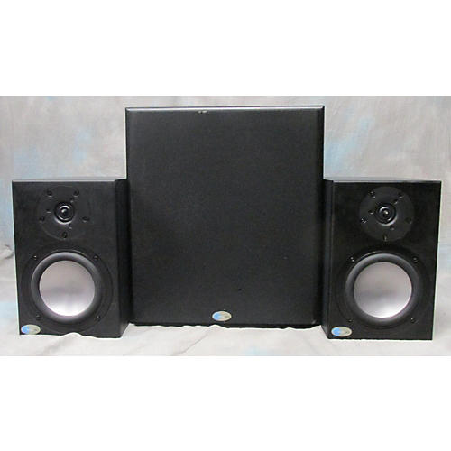 Blue Sky System 2.1 Powered Monitor