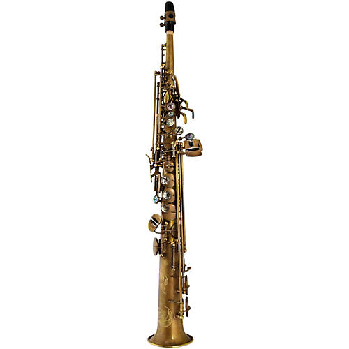 P. Mauriat System 76 1-Piece Professional Soprano Saxophone