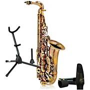 P. Mauriat System-76AUL Professional Un-Lacquered Alto Saxophone Kit