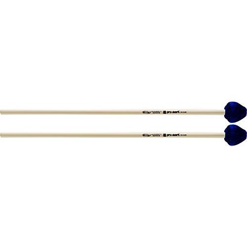 PROMARK System Blue Diversity Series Mallets DV6R Medium Rattan Vibe
