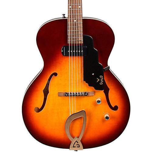 Guild T-50 Slim Hollowbody Electric Guitar-thumbnail