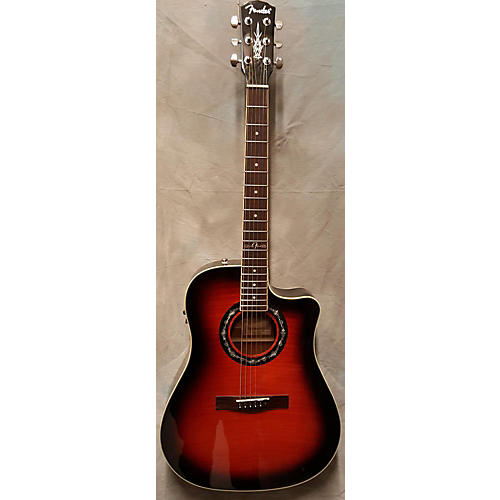 Fender T-BUCKET 300CE Acoustic Electric Guitar