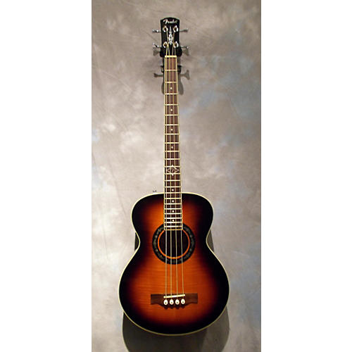 Fender T-BUCKET (Electric) Acoustic Bass Guitar-thumbnail