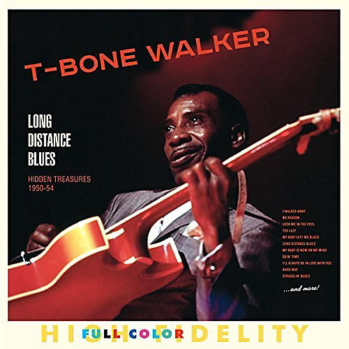 Alliance T-Bone Walker - Long Distance Blues