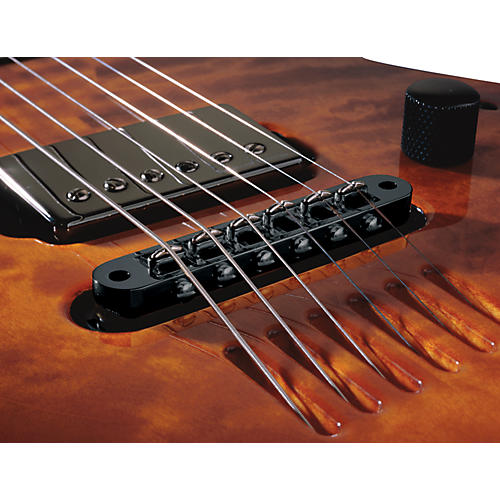 LR Baggs T-Bridge Acoustic Tune-O-Matic Bridge Pickup Black