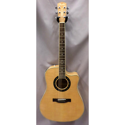 Fender T Bucket 100CE Flame Acoustic Electric Guitar