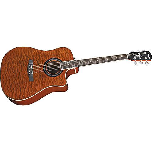 Fender T-Bucket 300 CE Cutaway Acoustic-Electric Dreadnought Guitar-thumbnail