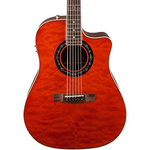 Fender T-Bucket 300 CE Cutaway Acoustic-Electric Dreadnought Guitar
