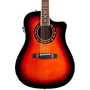 Fender T-Bucket 300 CE Cutaway Acoustic-Electric Dreadnought Guitar