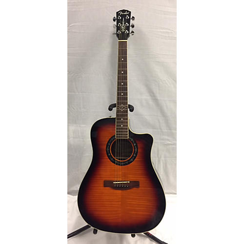 Fender T Bucket 300CE 3TS Acoustic Electric Guitar