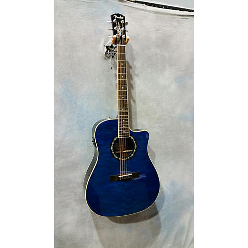 Fender T Bucket 300CE Acoustic Electric Guitar