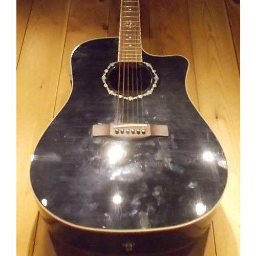 Fender T Bucket 300CE Acoustic Electric Guitar-thumbnail