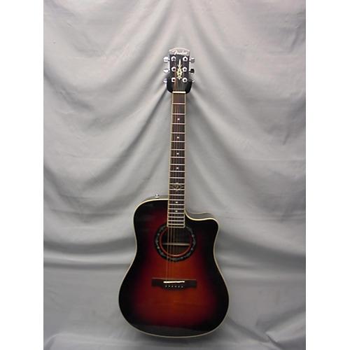 Fender T Bucket 300CE Acoustic Electric Guitar-thumbnail