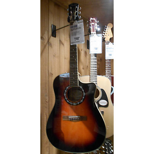 Fender T Bucket 300CE Acoustic Guitar-thumbnail