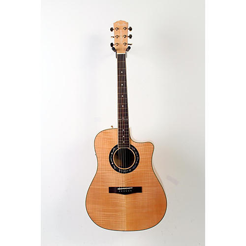 Fender T-Bucket 400 CE Flamed Maple Acoustic-Electric Guitar-thumbnail