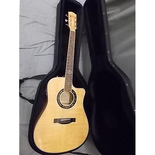Fender T Bucket 400CE Acoustic Electric Guitar-thumbnail