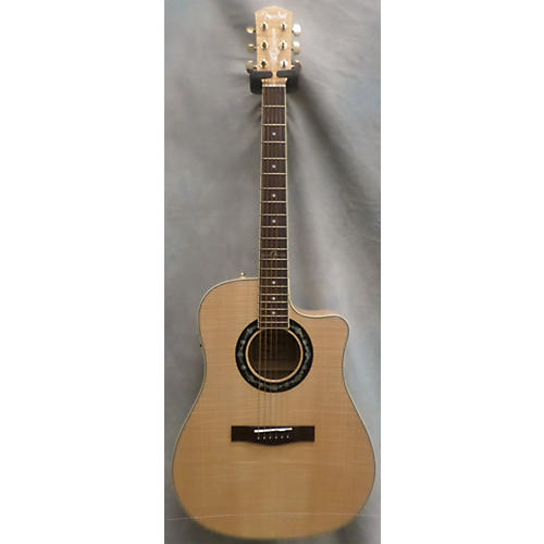 Fender T Bucket 400CE Acoustic Electric Guitar Natural
