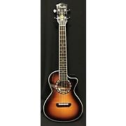 Fender T Bucket Uke Acoustic Electric Ukulele