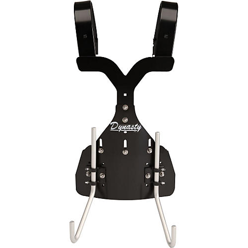Dynasty T-Max Multi-Tom Carrier with J-Bars Black