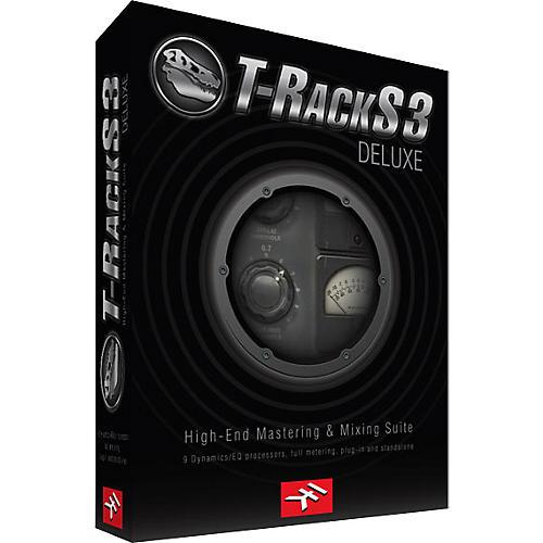 IK Multimedia T-RackS 3 Deluxe Crossgrade-thumbnail