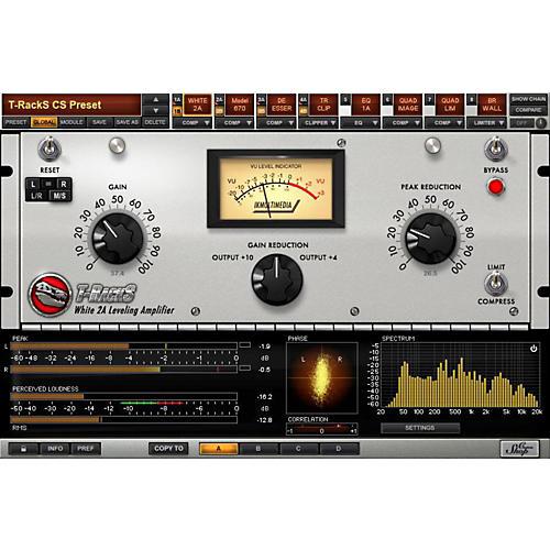 IK Multimedia T-RackS Grand Mastering Software Download