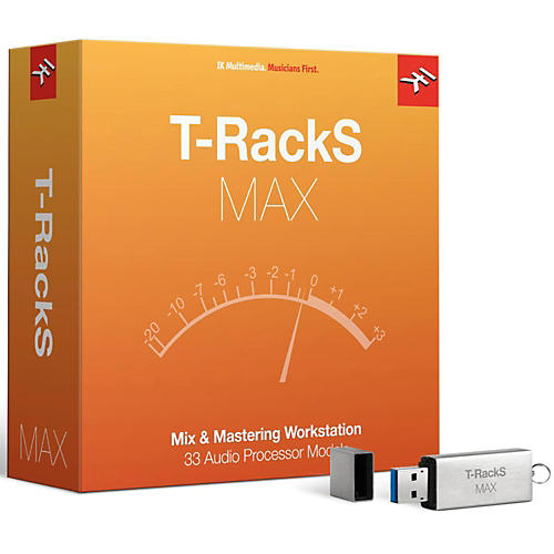 IK Multimedia T-RackS MAX