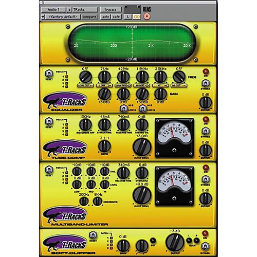 IK Multimedia T-RackS Standalone Mastering Software