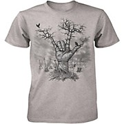 "Taboo T-Shirt ""Metal Hand Tree"""