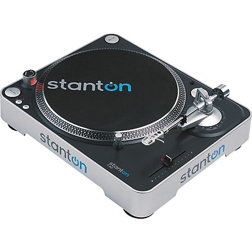 Stanton T.50X Belt-Drive Turntable-thumbnail