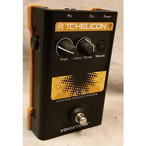 TC Helicon T1 Vocal Processor-thumbnail