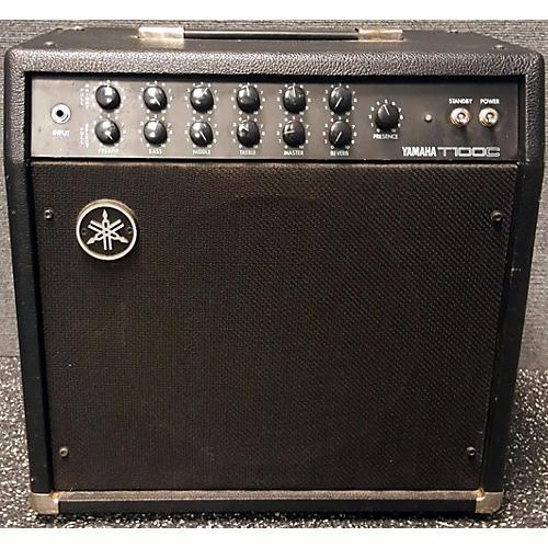 Yamaha T100C Tube Guitar Combo Amp-thumbnail