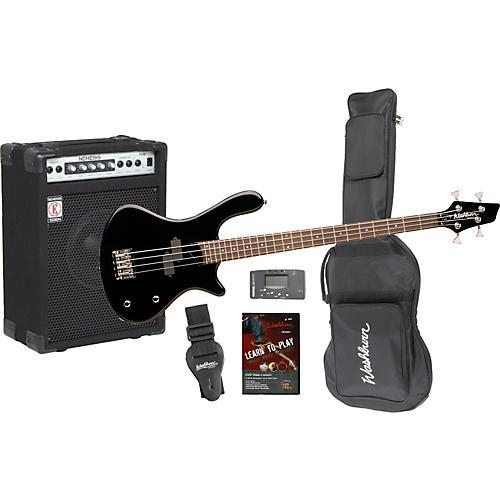 Washburn T12/Nemesis N8 Bass Pack