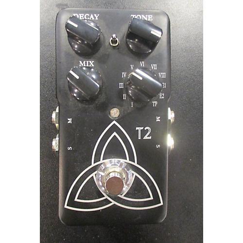 TC Electronic T2 REVERB Effect Pedal-thumbnail