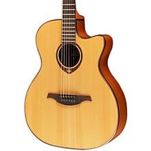 Lag Guitars T200ACE Auditorium Cutaway Acoustic-Electric Guitar
