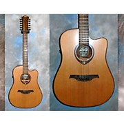 Lag Guitars T200D12CE 12 String Acoustic Electric Guitar