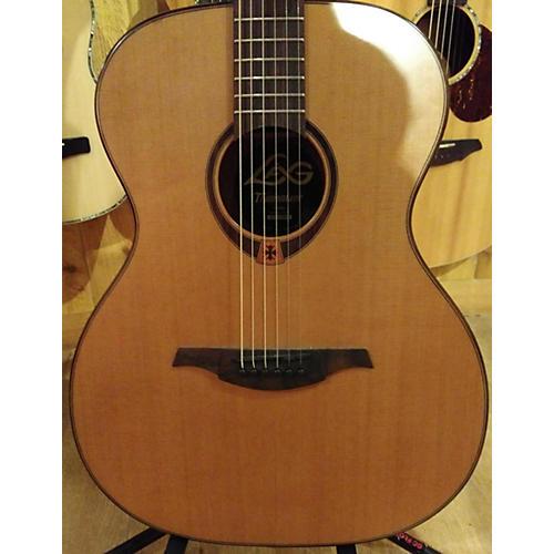 Lag Guitars T200a Tramontane Acoustic Guitar-thumbnail