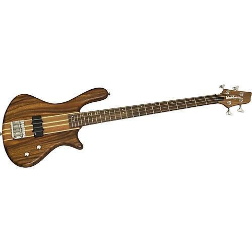 Washburn T24 Taurus Neck-Thru Bass Guitar with Humbucker
