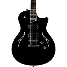 Taylor T3 Flame Black Semi-Hollowbody Electric Guitar