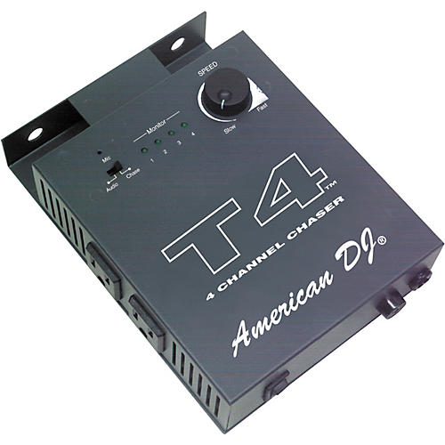 Elation T4 Four-Channel Chase Controller-thumbnail