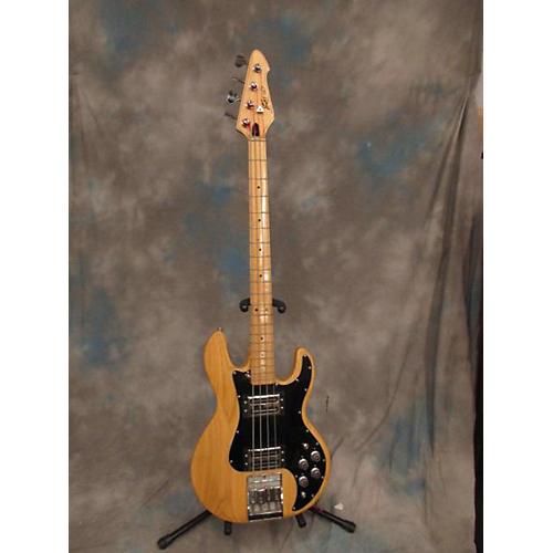 Peavey T40 Electric Bass Guitar Natural