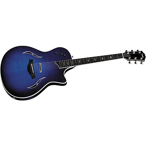 Taylor T5 Custom Electric Guitar with Maple Top Left Handed-thumbnail