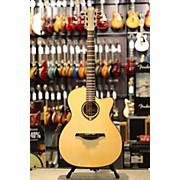 Lag Guitars T500ACE Acoustic Cutaway Acoustic Electric Guitar