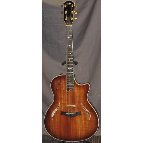 Taylor T5C2 Hollow Body Electric Guitar koa
