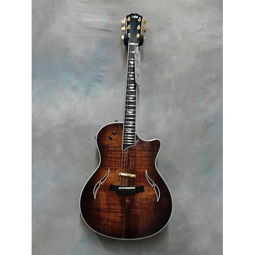 Taylor T5C2 Natural Hollow Body Electric Guitar-thumbnail