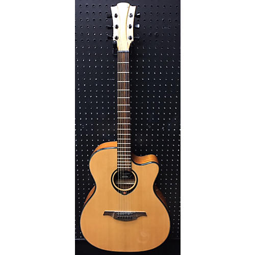 Lag Guitars T66ACE Classical Acoustic Electric Guitar-thumbnail