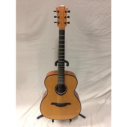 used lag guitars t66a acoustic guitar guitar center. Black Bedroom Furniture Sets. Home Design Ideas