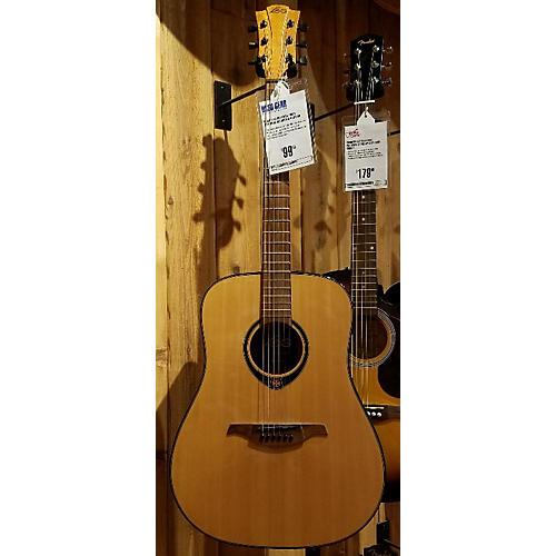 used lag guitars t66d acoustic guitar guitar center. Black Bedroom Furniture Sets. Home Design Ideas