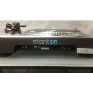 Pre-owned Stanton T92 USB USB Turntable by Stanton
